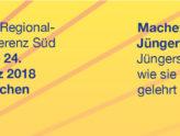 """Machet zu Jüngern"" E21 Regionalkonferenz"