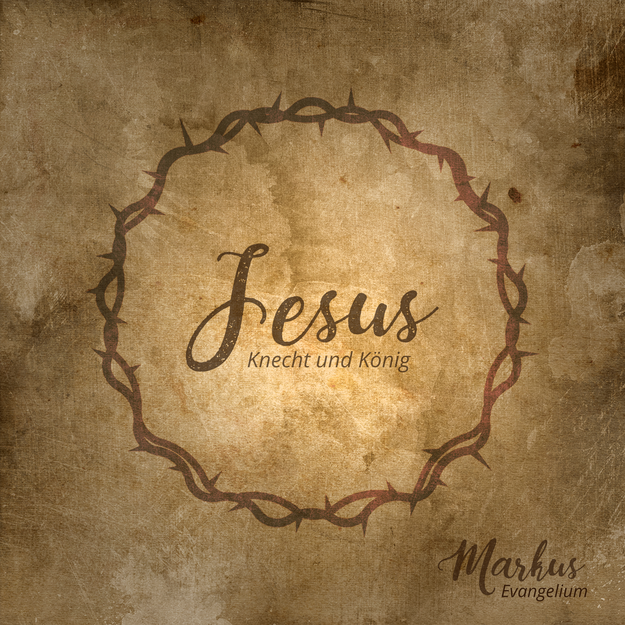 Predigtreihe: Jesus - Knecht und König
